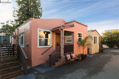 Oakland Condo/Townhouse For Sale: 3533 Laguna Ave