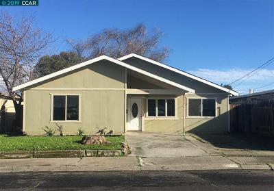 Pittsburg Single Family Home Pending Show For Backups: 179 Mildred Ave