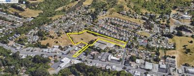 Contra Costa County Residential Lots & Land For Sale: 3900 Hillcrest Road