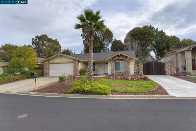 Martinez Single Family Home For Sale: 1018 Pine Meadow Court