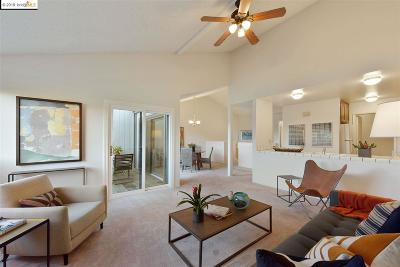 El Cerrito CA Condo/Townhouse Pending Show For Backups: $629,000