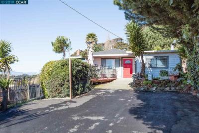 San Pablo Single Family Home For Sale: 5457 Alpine Road