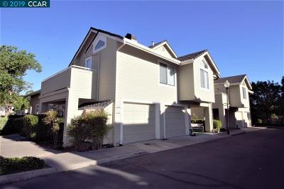 Hercules Condo/Townhouse For Sale: 228 Sunset Dr