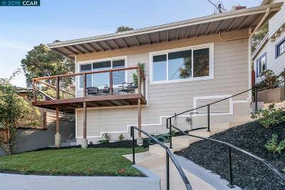 Oakland Single Family Home For Sale: 1516 Holman Rd