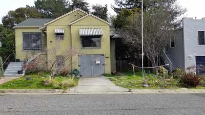 Vallejo Single Family Home For Sale: 24 Hawthorne Pl