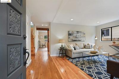 Oakland Single Family Home For Sale: 6847 Mokelumne Ave