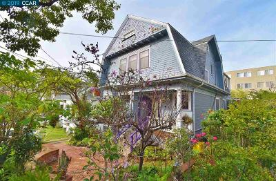 Oakland Single Family Home For Sale: 265 Adams St