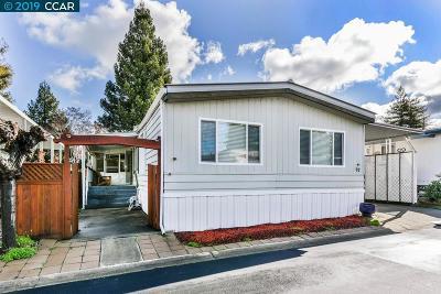 Pleasanton Mobile Home For Sale: 3231 Vineyard Ave
