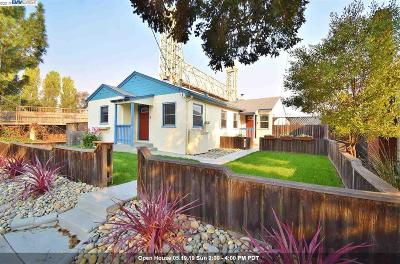 Alameda Single Family Home For Sale: 2801 Marina Dr.