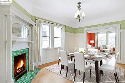 Oakland Single Family Home For Sale: 3716 Market Street