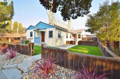 Alameda CA Multi Family Home For Sale: $1,188,000