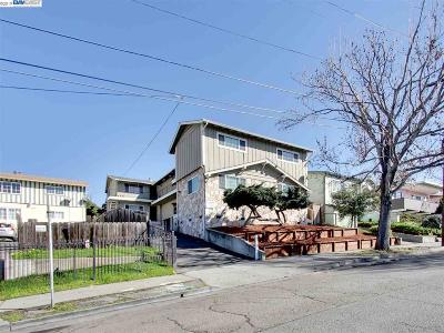 Oakland Multi Family Home For Sale: 4532 San Carlos Ave