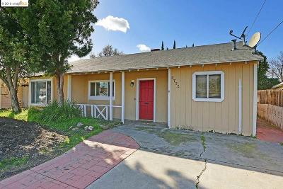 Antioch Single Family Home For Sale: 2732 Bautista St