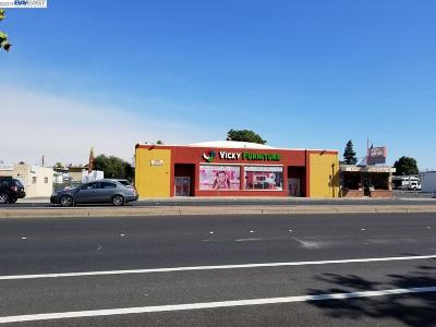 Hayward Commercial For Sale: 306 A St