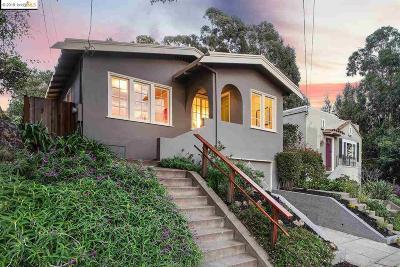 Oakland Single Family Home For Sale: 3280 California St