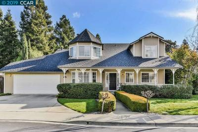 Walnut Creek Single Family Home For Sale: 640 Encinal Ct.