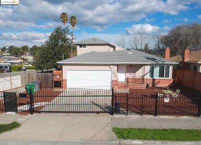 Oakland Single Family Home For Sale: 10400 Sunnyside Street