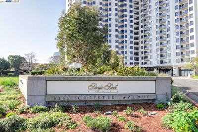 Emeryville Condo/Townhouse For Sale: 6363 Christie Ave #1402