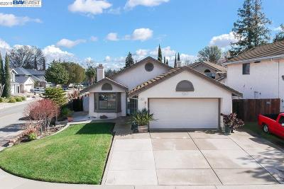Antioch CA Single Family Home For Sale: $399,000