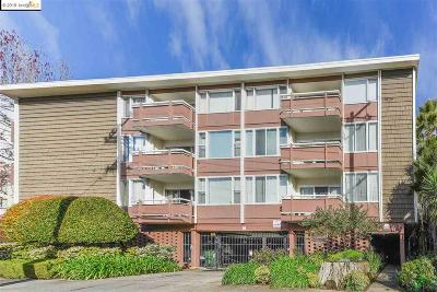 Berkeley Condo/Townhouse For Sale: 2601 College Ave #211