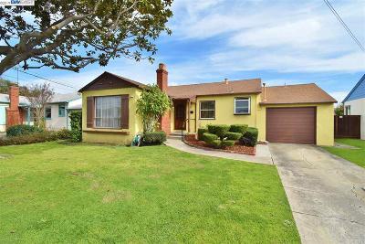 San Leandro Single Family Home For Sale: 15212 Galt St