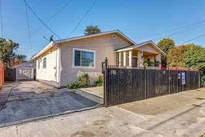 Oakland Single Family Home For Sale: 6107 Hilton St