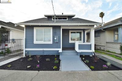 Richmond Single Family Home For Sale: 615 22nd St