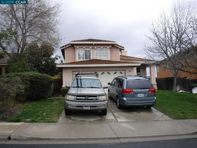 Antioch CA Single Family Home Active-Short Sale: $419,000