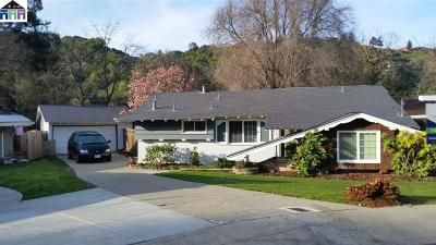 Pinole Single Family Home For Sale: 2340 Gerz Ct