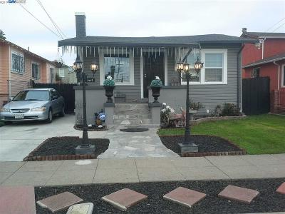 Oakland Single Family Home For Sale: 2651 68th Ave