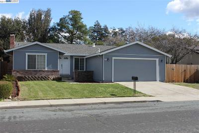 Antioch CA Single Family Home For Sale: $429,000