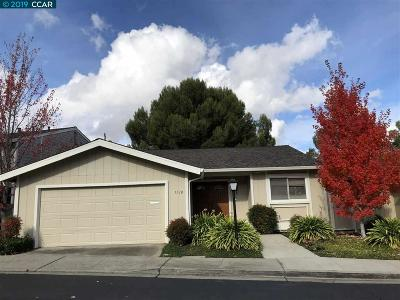 Walnut Creek Single Family Home Back On Market: 1510 Siskiyou Drive