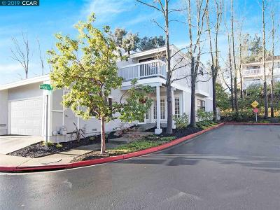 Walnut Creek Condo/Townhouse For Sale: 1568 Pyrenees Place