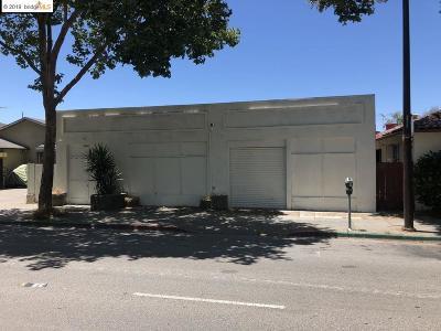 Berkeley Commercial For Sale: 1634 San Pablo