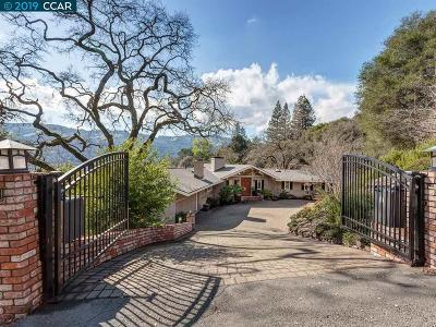 Orinda Single Family Home For Sale: 41 Dos Posos