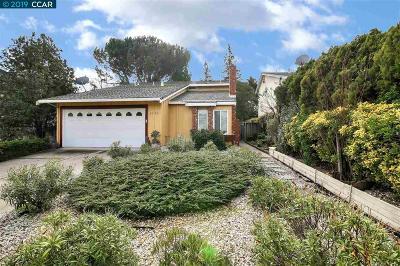 Martinez Single Family Home New: 1076 Stoneybrook Dr