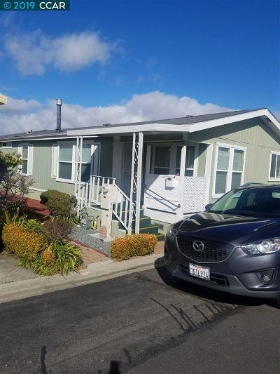 Contra Costa County Mobile Home For Sale: 16401 San Pablo Ave.