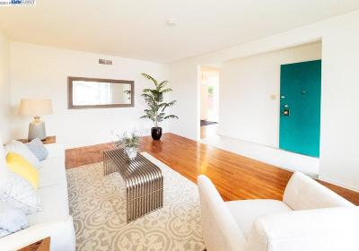 Hayward Single Family Home For Sale: 1060 Edgemere Ln