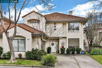 San Ramon Condo/Townhouse For Sale: 780 Lakemont Pl #8