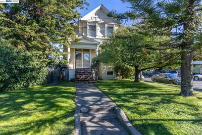 Alameda CA Multi Family Home New: $1,150,000