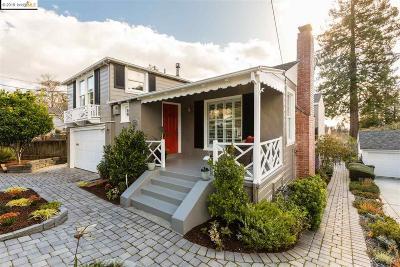 Oakland CA Single Family Home New: $1,595,000