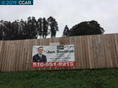 Contra Costa County Residential Lots & Land New: 2700 San Pablo Dam Rd