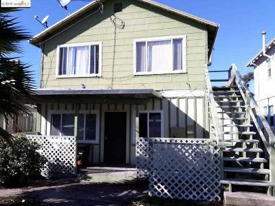 Oakland CA Multi Family Home New: $850,000