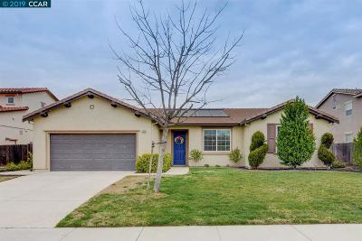 Oakley Single Family Home Active - Contingent: 1312 Tuolumne Way