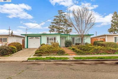 Hayward Single Family Home New: 22930 Fuller Ave