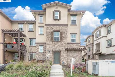 Fremont, Union City, Newark Condo/Townhouse New: 5734 Via Lugano