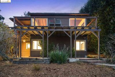 Berkeley Single Family Home New: 1199 Grizzly Peak Blvd