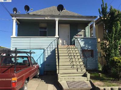 Oakland Single Family Home New: 1314 51st Ave