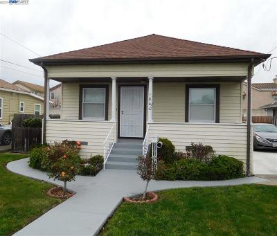 San Leandro Multi Family Home New: 1540 Orchard Ave