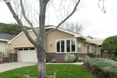 Pleasanton Single Family Home New: 7975 Spyglass Ct